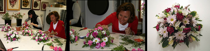 Flower Courses