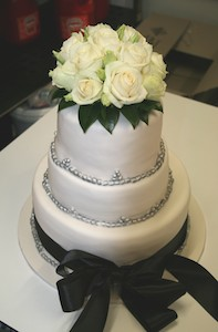 Cake Topper courses at the flower school