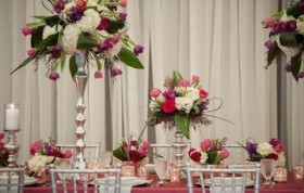 Event flowers at the flower shool