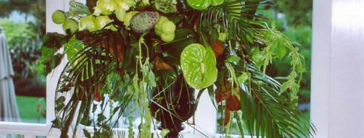 Arrangement Green