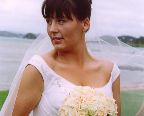 Bridal Wendy posy
