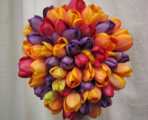 Tulipmixedposy