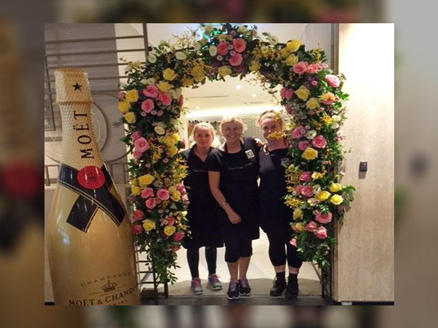 Moet & Chandon Melbourne Cup 2016