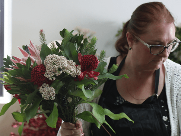 Introduction to Floristry front page photo