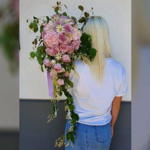 BRIDAL BOUQUET – FULLY WIRED Photo 4