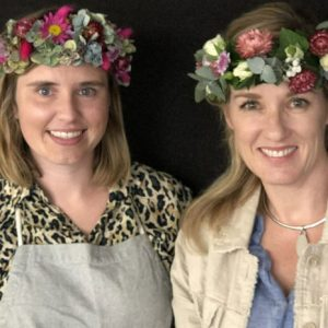 Flower Crown Workshop photo 2