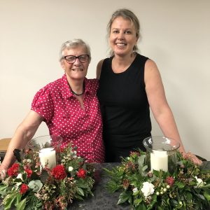 table wreath photo 3