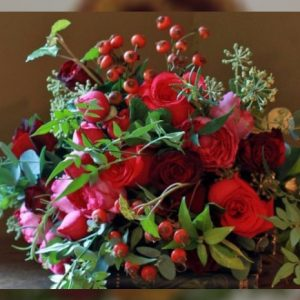 Christmas Posy Photo 2